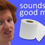 Toilet paper can be music – Ben Wonder shows how
