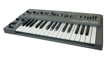 Leak suggests a Roland SH-101 Boutique could be coming soon