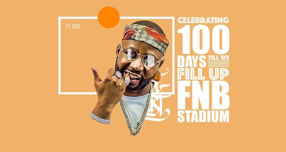 Fill Up FNB Stadium