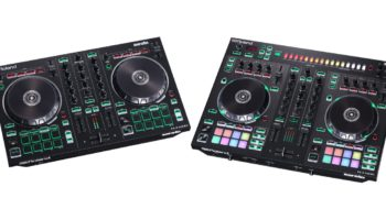 Roland DJ-202 & DJ-505 controllers announced