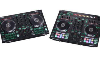 Roland DJ-202 & DJ-505 controllers announced