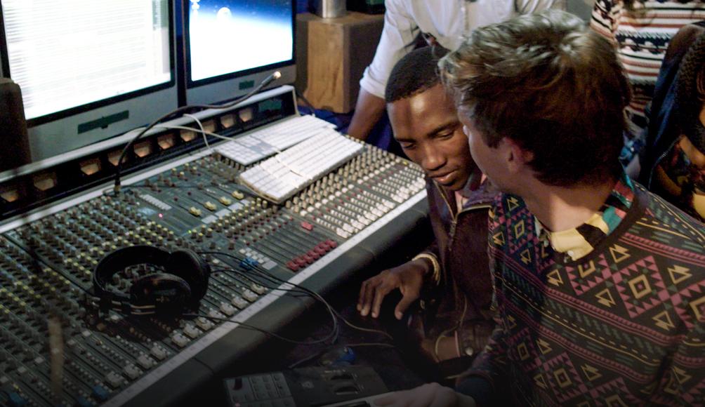 Khayelitsha electronic music