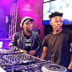 Distruction Boyz blow out speakers (literally) at club