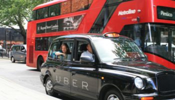 Uber London license will not be renewed