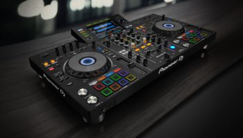 Pioneer DJ XDJ-RX2 all-in-one controller – new model