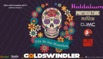 Goldswindler  to showcase Protoculture psy project Shadow Chronicles
