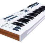 Arturia KeyLab Essential MIDI controllers now shipping