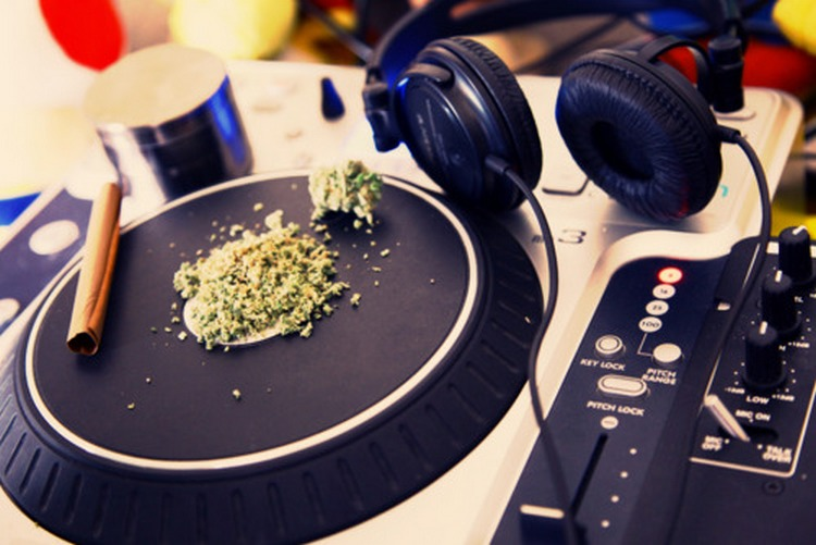 Marijuana makes music sound incredible