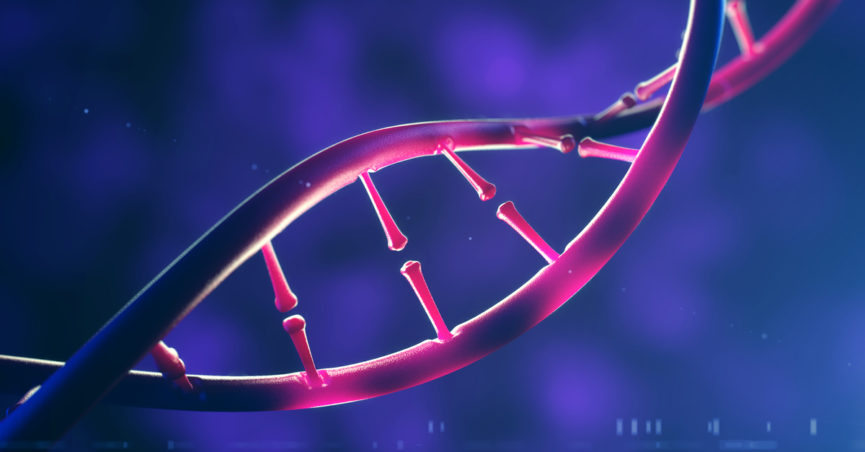 DNA-stored music