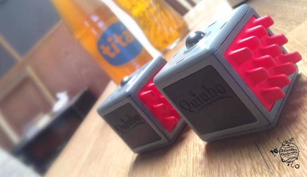 Quiubo music-making toy