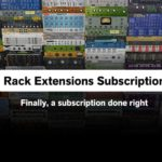 Reason Rack Extension Subscription gives access to all devices