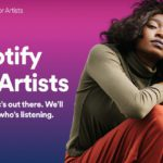 Spotify launches new app aimed at artists