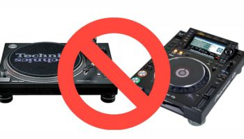 Underground club, Liquid Sky Berlin bans CDJs & turntables