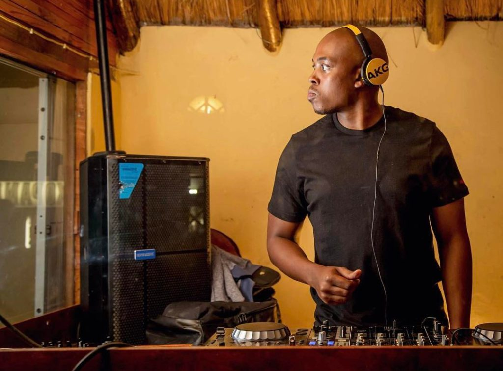 DJ Mobi Dixon hospitalised