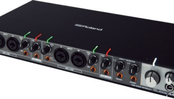 Roland Rubix are new audio interfaces