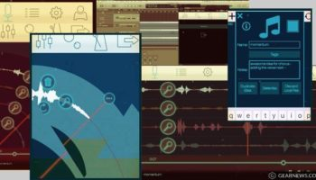 Cakewalk Momentum is an app that lets you sync song ideas across devices