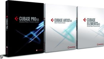 Cubase 9.5 released with improved workflow