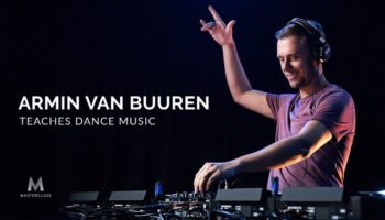 Armin Van Buuren teaches dance music