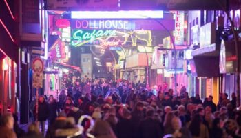Top 10 cities for a night out according to Hostel World