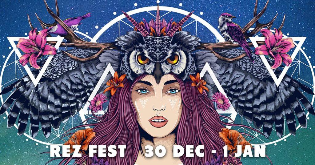 Rez Fest NYE 2017