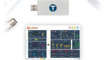 Trueno is the world's smallest analogue synthesiser