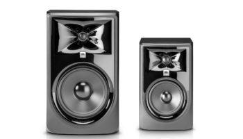 JBL 3 MkII Studio Monitors announced