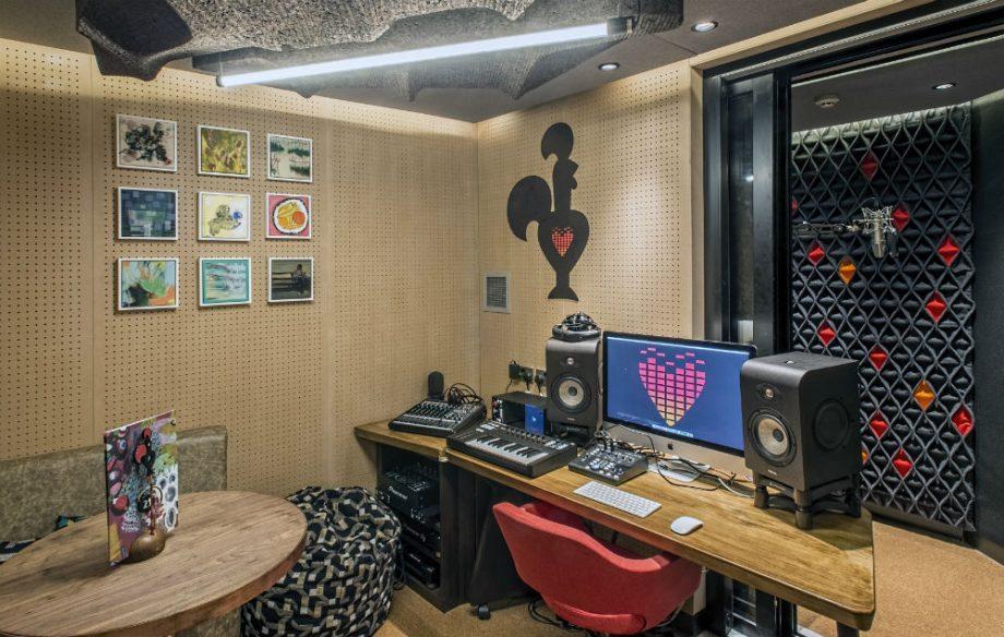 Nando's launches music studio