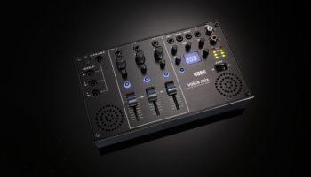 Volca Mix is Korg's tiny yet powerful mixer
