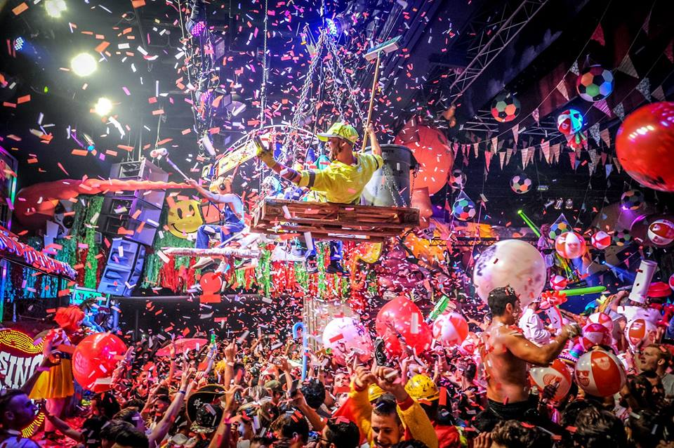 Elrow South Africa