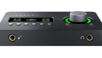 Universal Audio Arrow, UAD's high-end, yet affordable interface solution