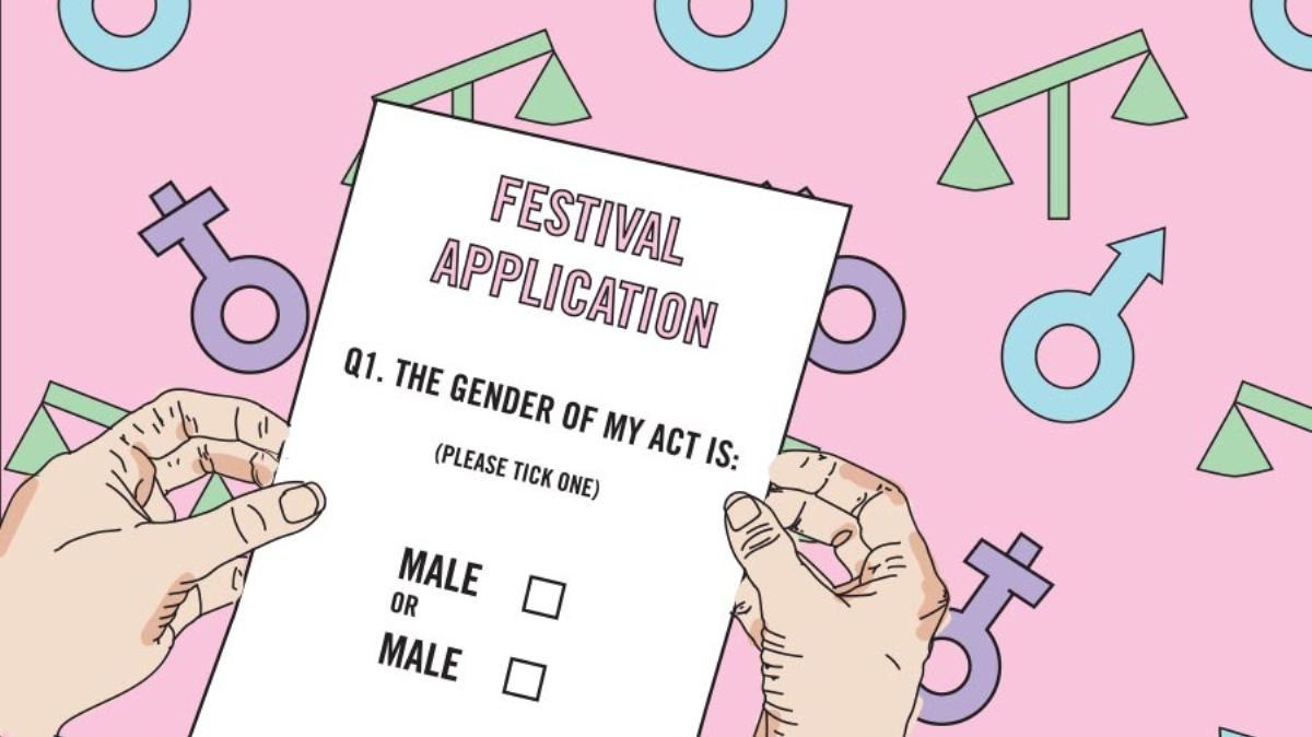Gender-equal lineups