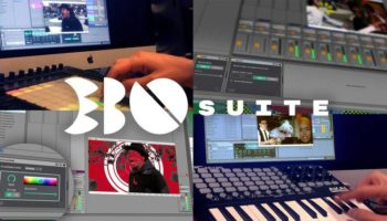 EboSuite allows you to edit, trigger and mashup videos inside your DAW