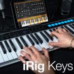 IK Multimedia iRig Keys I/O – Not your average MIDI controller