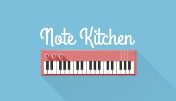 Learn new scales and chords with intuitive web-app, Note Kitchen