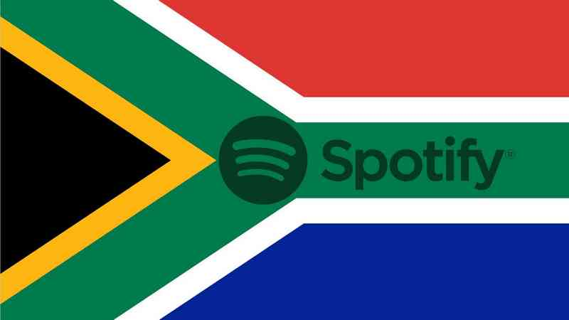 Spotify South Africa