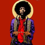 Purple Haze in your brain with Jimi Hendrix-branded Marijuana products