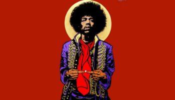Purple Haze in your brain with Jimi Hendrix-branded Marijuana products