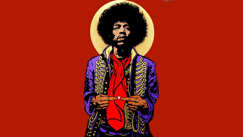 Jimi Hendrix-branded Marijuana products