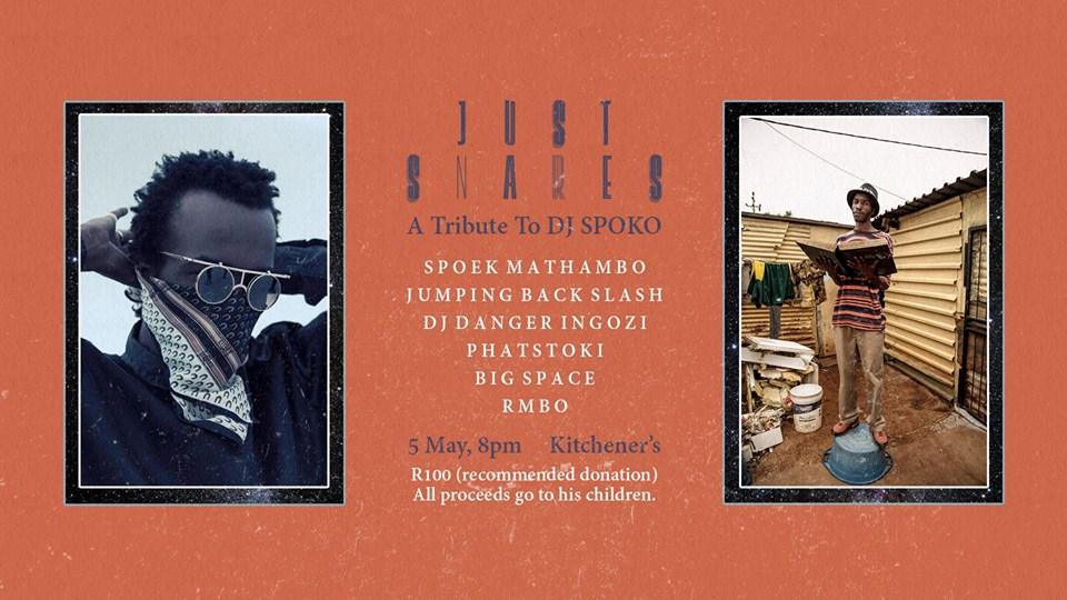 DJ Spoko tribute