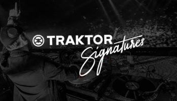 Traktor Signatures is Native Instruments' new bi-weekly series