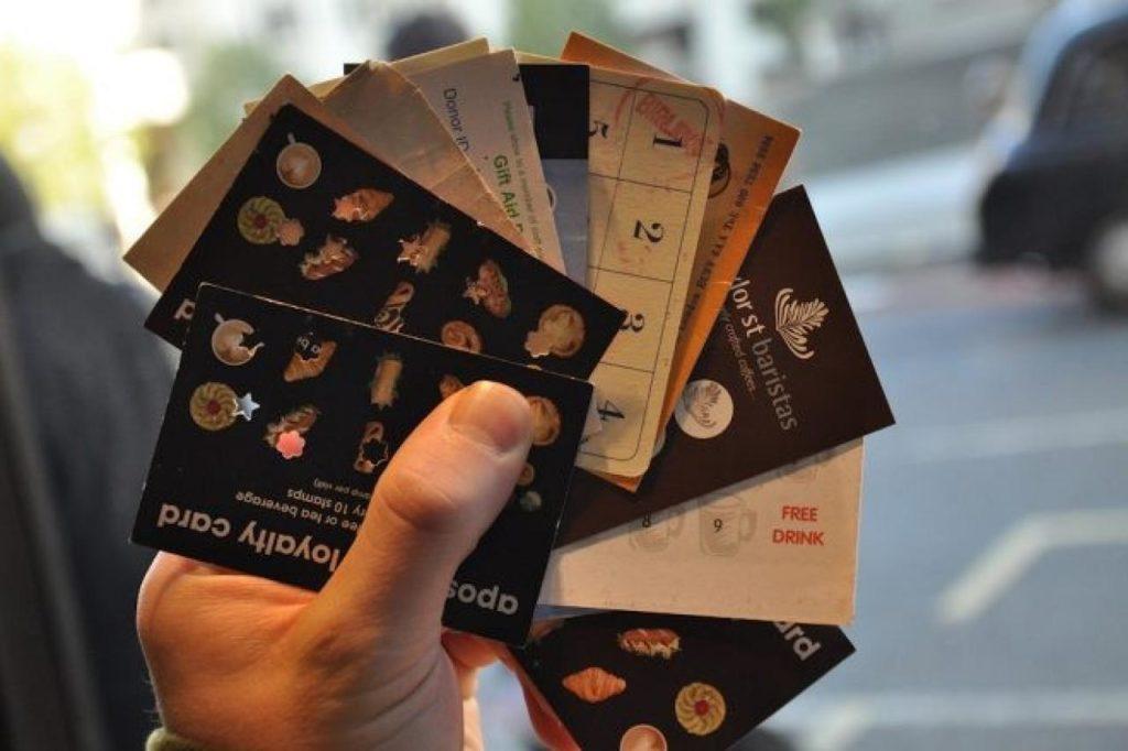 cocaine loyalty cards