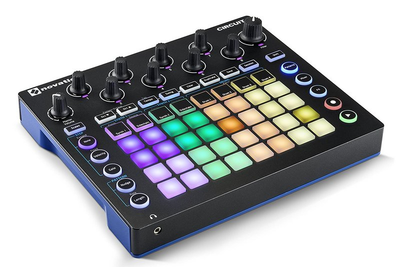 MIDISynth-Circuit