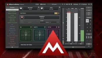 Give your sounds the delay they deserve – Melda MSpectralDelay