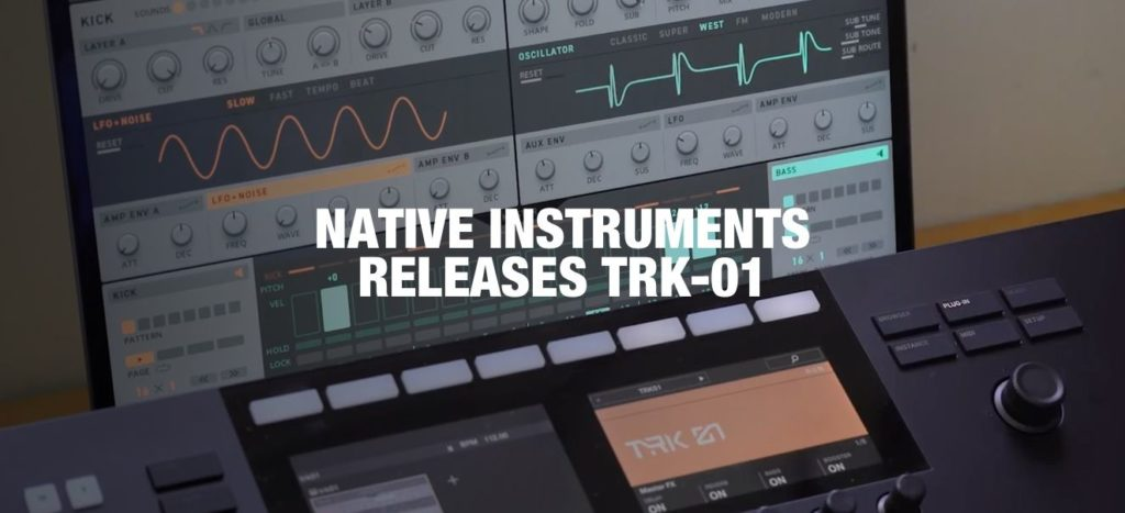 Native Instruments TRK-01
