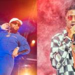 Octopizzo reprimanded Cassper Nyovest during a show in Kenya