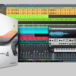 Award-winning DAW software PreSonus Studio One 4 now available