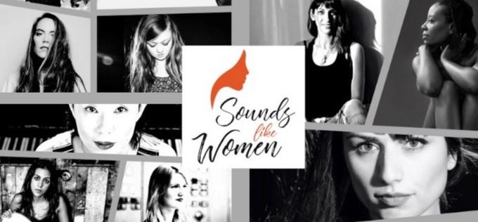 Sounds Like Women  from inspiring album to Kickstarter campaign 9a9ca589f