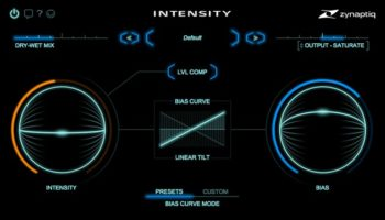 Zynaptiq Intensity – add facial recognition algorithm for your mix!