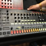 Behringer RD-808 –  Roland TR-808 drum machine reincarnated