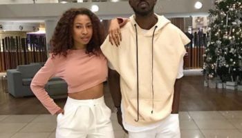 Actress and wife of Black Coffee, Enhle Mbali, hospitalised after attempted hijacking